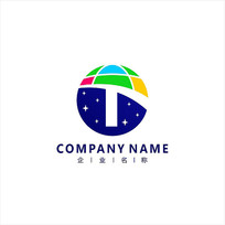 字母M 网络IT 标志 logo CDR