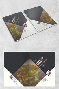大气科技商务封面