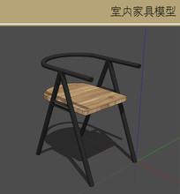 高脚吧台椅