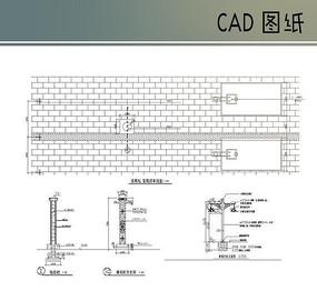 景观灯CAD详图