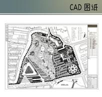 陵园景观设计总图