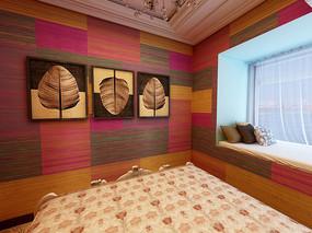 欧式次卧设计