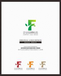绿色新能源保健品企业标志
