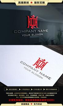 中国风LOGO设计 CDR