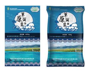 水元素食品包装设计