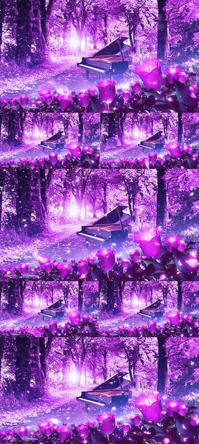 飘落的有叶子 卡尔 钢琴谱子