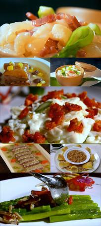 美食类宣传片视频素材