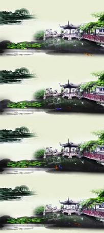 唯美古典中国江南水墨风视频