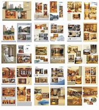 石材工程装饰工程石材工艺画册