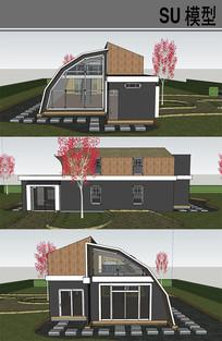 创意建筑模型
