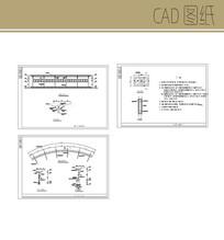 阅报栏CAD