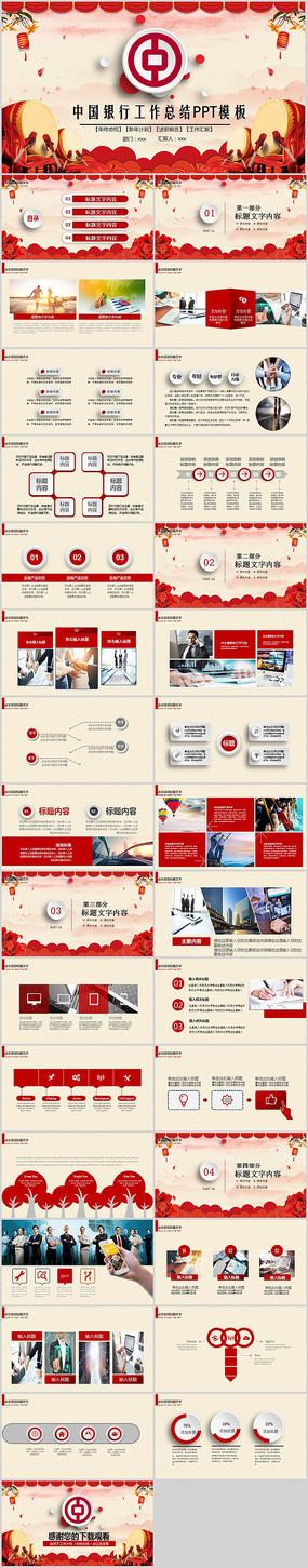 中国银行2018开门红PPT