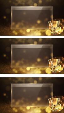 颁奖背景视频素材