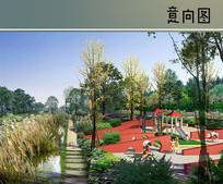滨河绿地儿童乐园