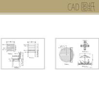 木家具CAD图纸