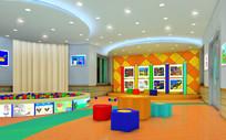 幼儿园趣味活动室