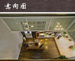 别墅办公书房设计