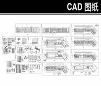 综合楼建筑施工图 dwg