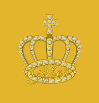 皇冠设计素材