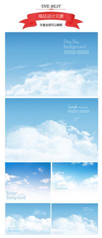 蓝色天空背景图片_蓝色天空中央设计素材背景厨房v中央设计图图片