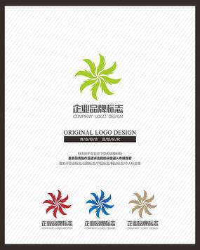 现代时尚美容化妆品标志设计