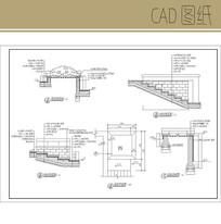 花池CAD详图 CAD