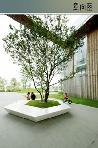 树池坐凳 JPG