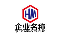HM地产设计logo