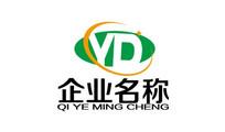 YD字母绿色企业logo