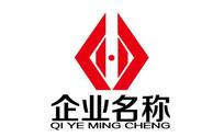 金融银行公司文化logo