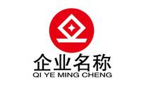 金融银行企业文化logo