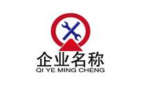 机械工厂商务logo