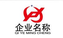 科技金融企业文化logo