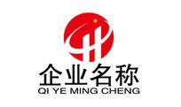 科技企业字母H文化logo