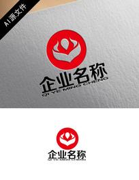 企业农业logo设计 AI