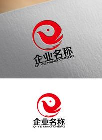 企业时尚地产logo设计 AI