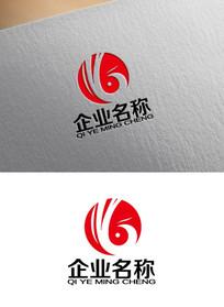 文化企业logo设计 AI