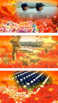 中国人民解放军视频素材