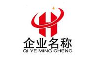 字母H科技商务logo AI