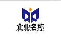 字母M地产文化logo