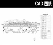 高速站区绿化配置图