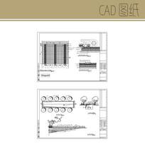 地下停车场做法详图 CAD