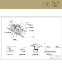 种植池CAD施工图