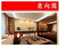 精装高端卧室