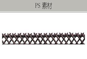 木质网格栏栅