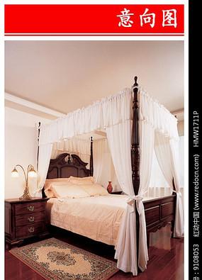 欧式贵族卧室