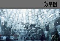 自然历史博物馆展厅效果图