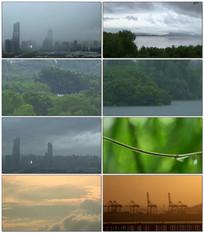 深圳的雨过天晴视频
