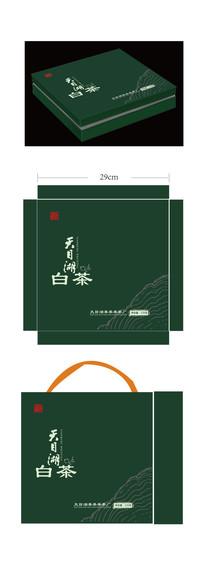 天目湖茶叶包装设计
