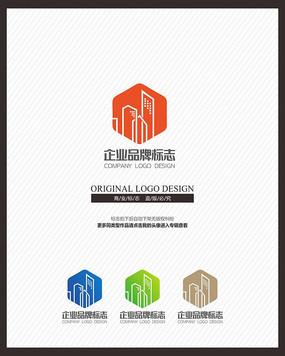 地产交易原创标志设计